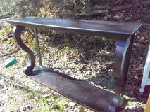 Black Entry Table - Great Condition!! in Clarksville, Tennessee