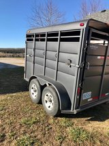 2010 bumper pull horse trailer in Fort Leonard Wood, Missouri