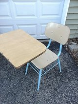 Student and Vintage Desks in Sugar Grove, Illinois