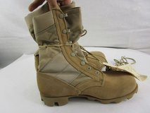 Military Issue Men's Hot Weather Boots 5.5 XW NWT in Yucca Valley, California