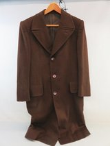Asian Made Men's Wool? Dress Coat in Yucca Valley, California