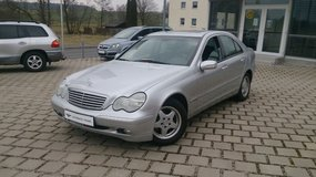 2002 Mercedes-Benz C200 in Hohenfels, Germany