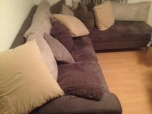 Like New Sofa Bed - with inside bed in Wiesbaden, GE