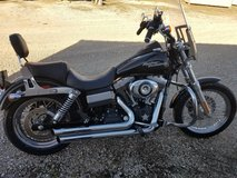 07 Harley Streetbob *6900 miles in Fort Leonard Wood, Missouri
