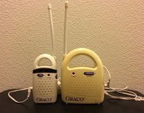 Vintage Graco Ultraclear Baby Monitor in Fort Campbell, Kentucky