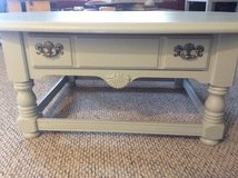Coffee Table by Bassett, solid wood, painted in Quantico, Virginia