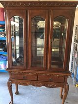 China Cabinet and Buffet Set in Kansas City, Missouri