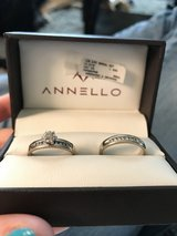 Size 5 bridal rings in Lackland AFB, Texas
