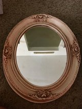 vintage framed mirror in Wright-Patterson AFB, Ohio