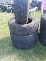 USED TIRES IN GREAT CONDITION! in Moody AFB, Georgia