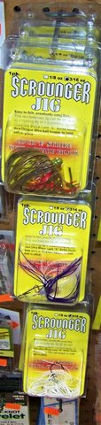 Scrounger Jig in Fort Polk, Louisiana