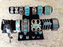 Authentic Indian Turquoise Jewelry w/appraisals in Joliet, Illinois