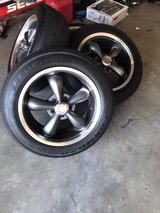 18 Dodge Charger rims and tires in Vacaville, California