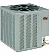 2 1/2 ton RUU/RHEEM 15seer condensing unit in Livingston, Texas
