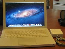 "Apple MacBook A1181, 13"" 2.1GHz, 2GB RAM, 120GB HDD, Battery, Lion OS X Lion 10.7.5 in Travis AFB, California"