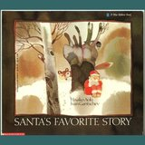 SANTA'S FAVORITE STORY Pbk in Westmont, Illinois