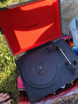 Crosley Record Player in Camp Pendleton, California
