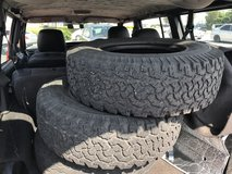 Tires for sale in Okinawa, Japan