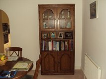 Display/Book Cabinet in Lakenheath, UK
