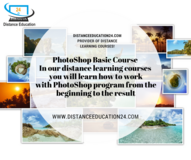 PhotoShop Distance Learning Lessons Courses Tutorials in Gilroy, California