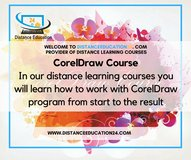 CorelDraw  Distance Learning Lessons Courses Tutorials in Gilroy, California