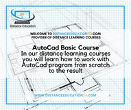 AutoCad Distance Learning Lessons  Courses Tutorials in Gilroy, California