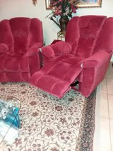 2 Lazy boys Recliners in The Woodlands, Texas