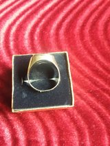 Men,s10k Gold seal Ring in The Woodlands, Texas