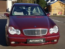 Automatic steptronic Mercedes C180 Elegance*LOW KM * New inspection*CRUISE CONTROL*PDC*A/C in Ramstein, Germany