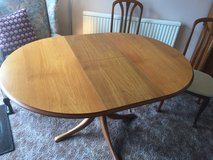 Wooden Dinning Room Table in Lakenheath, UK