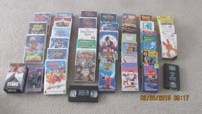 VHS Movies in Naperville, Illinois