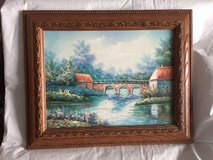 """23"""" x 17"""" Oil Painting in Sandwich, Illinois"""