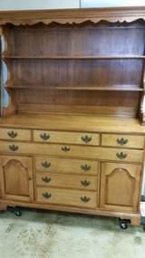 Cabinet, maple hutch in Naperville, Illinois