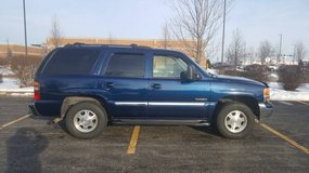 2002 Gmc yukon in Naperville, Illinois