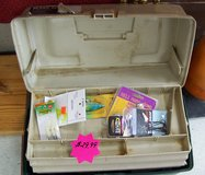Tackle Box Filled With New Lures in Fort Polk, Louisiana