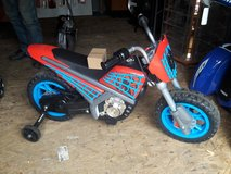 Spider-Man Battery Powered Motorcycle (NEW) in Aiken, South Carolina