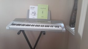 casio piano CTK 810 with stand,manual in Bartlett, Illinois