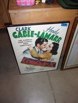 Movie Poster in Fort Riley, Kansas