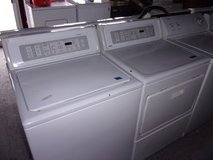 Kenmore Elite Washer and Dryer Set in Fort Riley, Kansas
