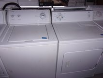 Kenmore Washer and Roper Dryer in Fort Riley, Kansas