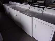 GE Washer and Dryer Set in Fort Riley, Kansas