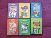 Time/Life Beavis and Butt-Head 6-disc DVD set complete in Ramstein, Germany