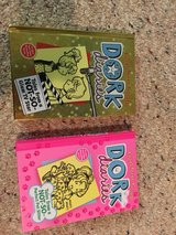 Dork Diaries hard cover (#7 & #10) in Naperville, Illinois