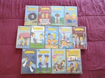 INCREDIBLE Beavis and Butt-Head VHS collection with RARE episodes not on DVD in Ramstein, Germany
