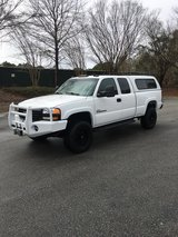 2006 GMC SLT 2500 HD 4X4 Duramax Diesel in Wilmington, North Carolina