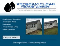 Xstream Clean Pressure Washing in Camp Lejeune, North Carolina