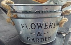 FLOWERS AND GARDEN CONTAINER in Chicago, Illinois