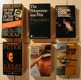 Military History Books in Ramstein, Germany