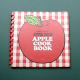 1976 APPLE HAUS Long Grove Cookbook in Wheaton, Illinois
