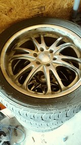 20inch Wheels AND Tires in Watertown, New York